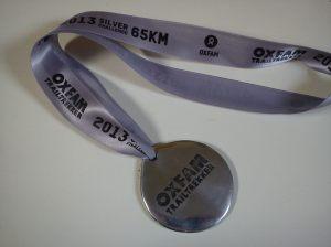 TrailTrekker medal