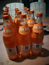All the Bru for isolation
